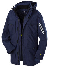 OCEAN ONE Hr.Parka; navy;
