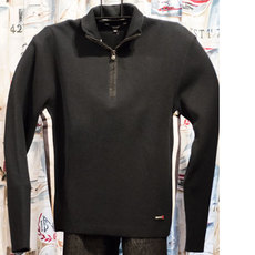 BW Sweater, black, Gr. M