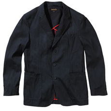 Soft Tailored jacket, d.navy