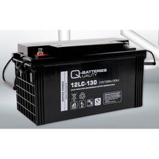AGM Marine-Batterie Typ 12LC-130, 12 V, 128 A