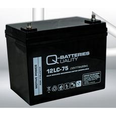 AGM Batterie Typ 12LC-75