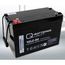 AGM Marine-Batterie Typ 12LC-92
